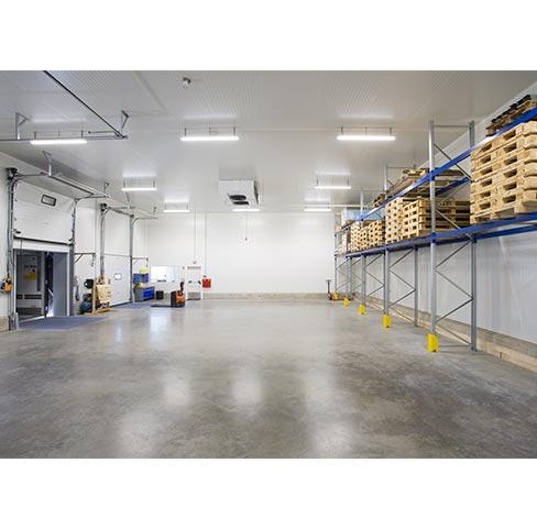 E.F.M.O est votre disposition pour le stockage de produits à température dirigée positif et négatif, mais également pour le stockage +15° / +25° | Lyon